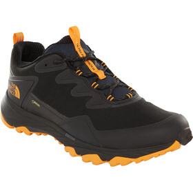 The North Face Ultra Fastpack III GTX Buty Mężczyźni, tnf black/zinnia orange